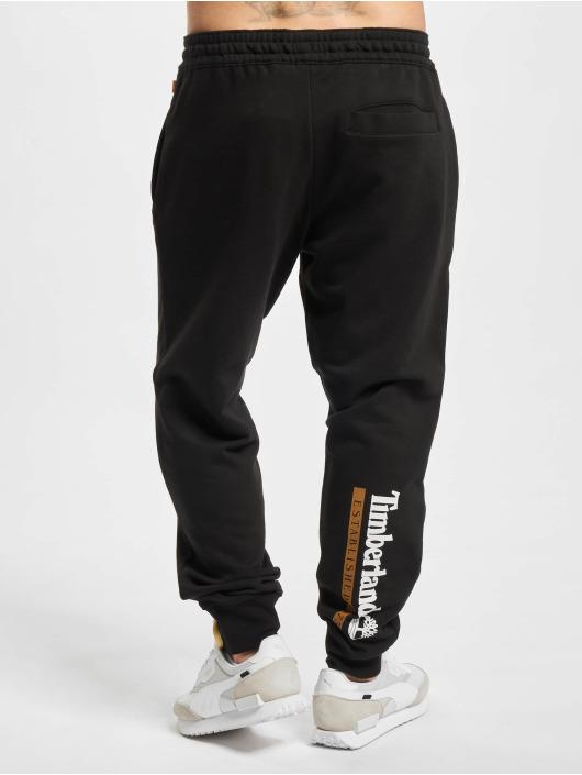 Timberland Spodnie do joggingu Established 1973 czarny