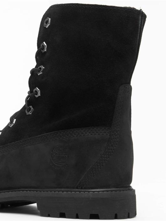 Timberland Støvler Authentics Waterproof svart