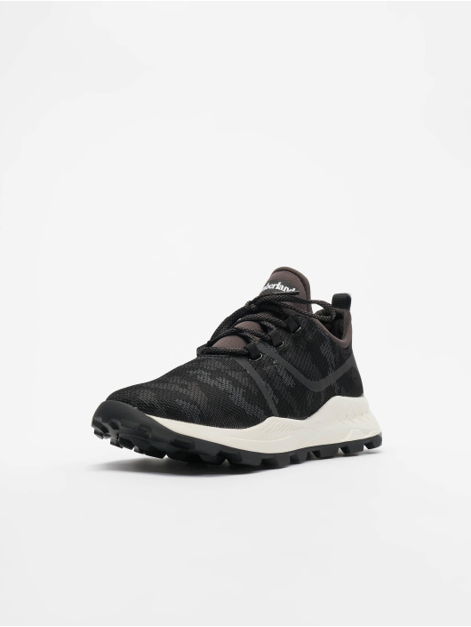 Timberland Støvler Brooklyn Fabric Oxford svart