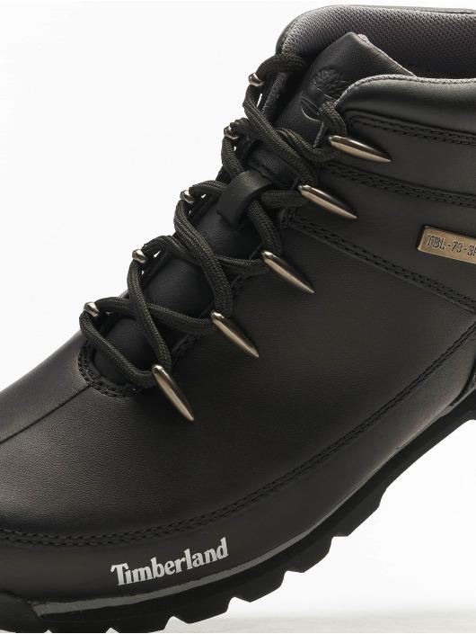 Timberland Støvler Euro Sprint svart