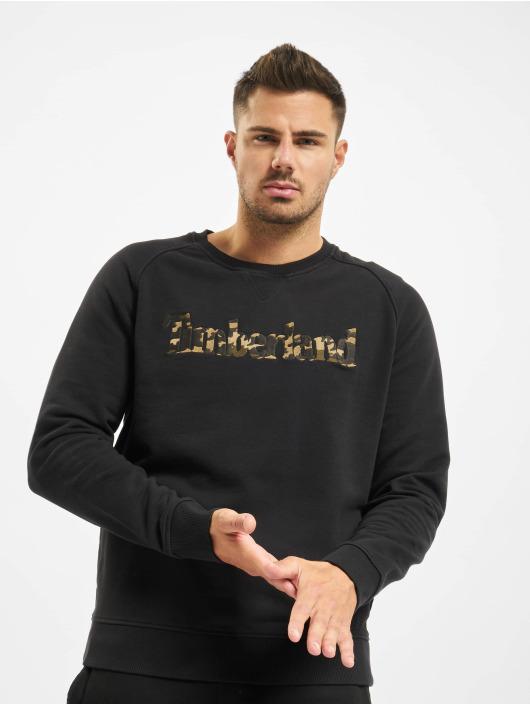 Timberland Sweat & Pull Exeter River Logo noir