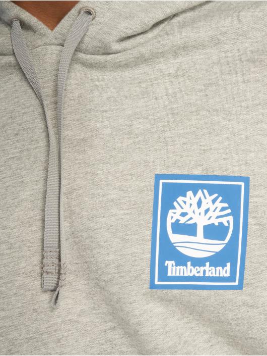 Timberland Sweat capuche YCC Stack Logo gris