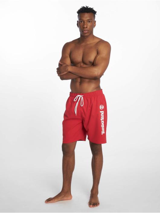 Timberland Swim shorts Sunapee LK Logo red