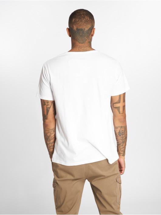 Timberland T-paidat SSNL Pattern valkoinen