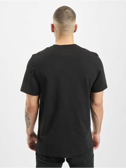 Timberland T-Shirt K-R Brand Tree L4L black
