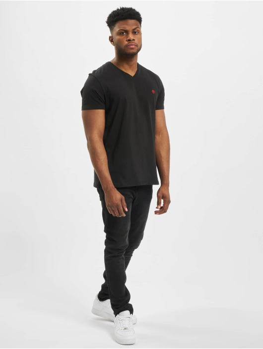 Timberland T-Shirt Dun-River black