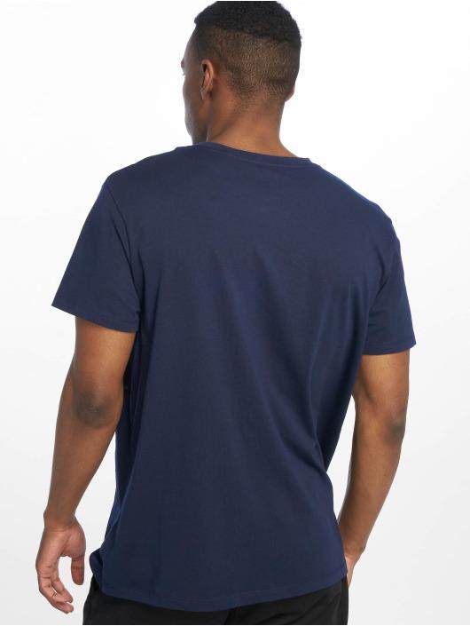 Timberland T-Shirt YCC Stack Logo ECL bleu