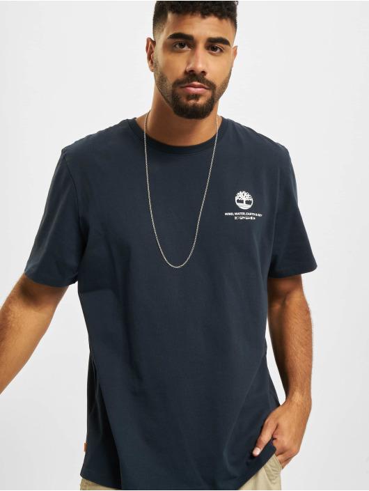 Timberland T-Shirt CC ST bleu