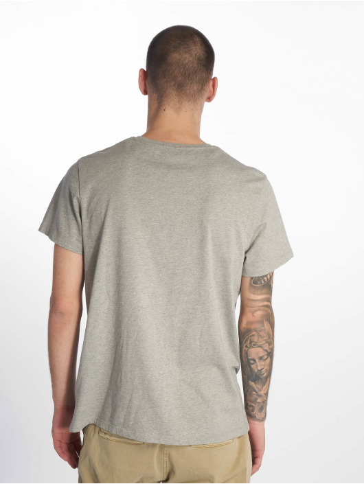 Timberland T-Shirt Kennebec River Brand Regular grau