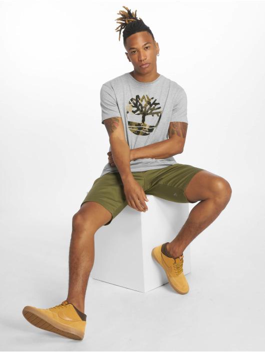 Timberland T-Shirt Kennebec River Season grau