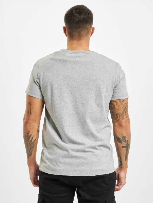 Timberland T-Shirt Ss Elevated Linear gray