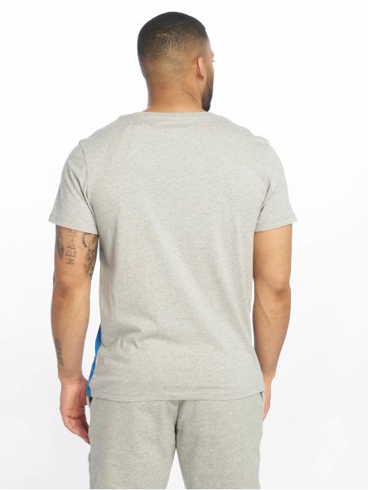 Timberland t-shirt YCC Cut & Sew grijs