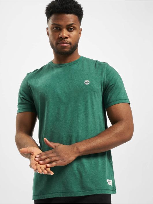 Timberland t-shirt GD Jersey groen