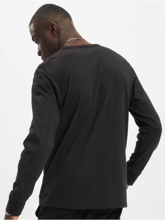 Timberland T-Shirt manches longues Estab 1973 noir