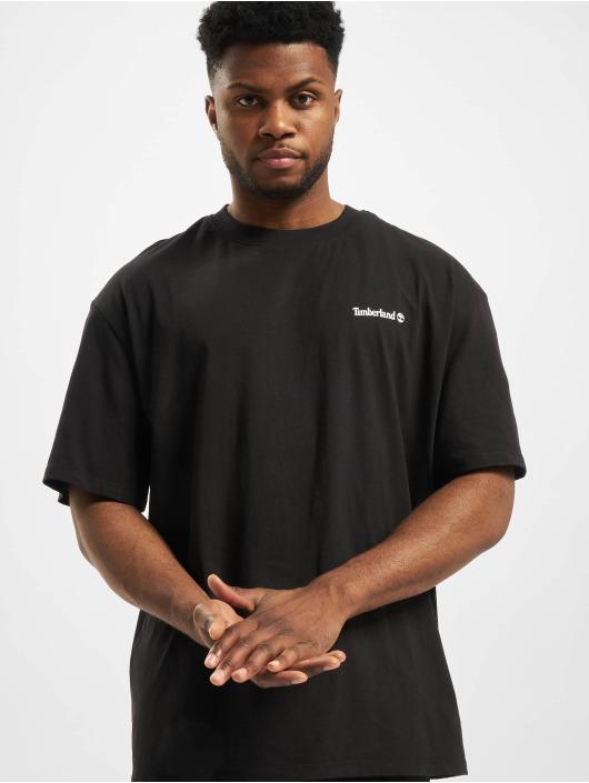Timberland T-Shirt TFO YC Logo noir