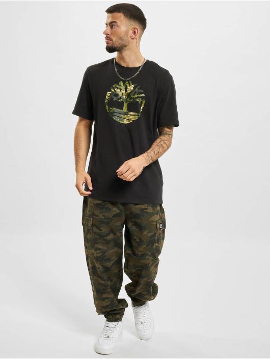 Timberland T-Shirt Ft Tree noir