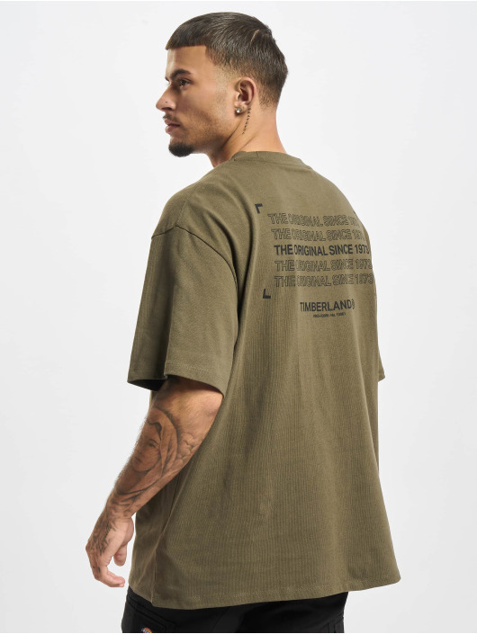 Timberland T-Shirt YC olive