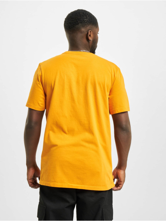 Timberland t-shirt K-R Brand Linear oranje
