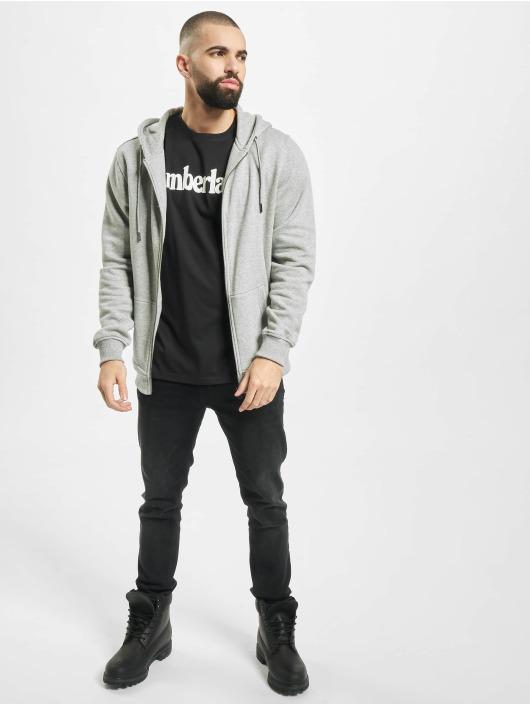 Timberland T-Shirt K-R Brand Regular schwarz