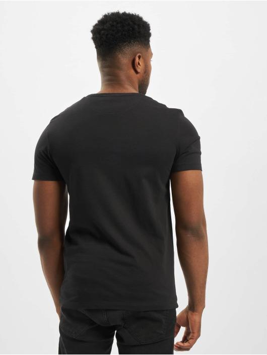 Timberland T-Shirt Dun-River schwarz