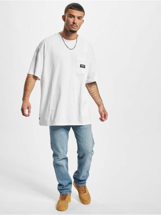 Timberland T-Shirt YC Graphic weiß