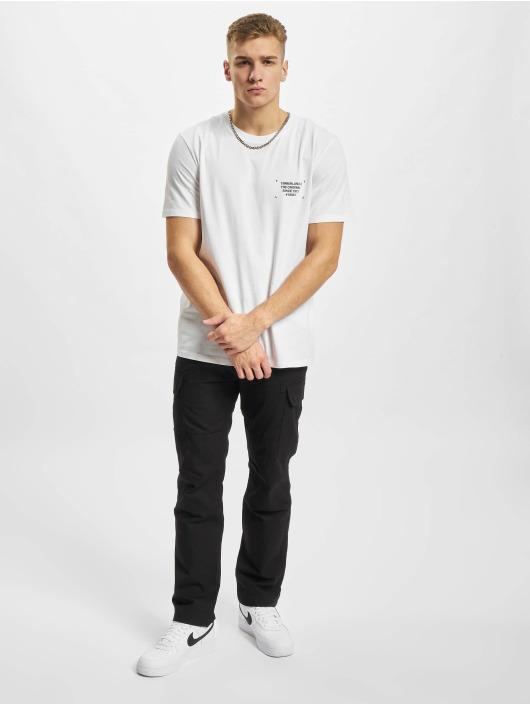 Timberland T-Shirt YC weiß