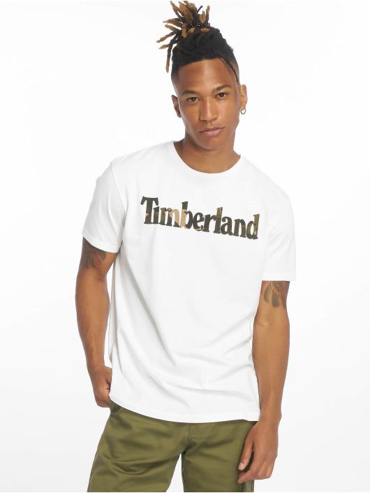 Timberland T-Shirt Kennebec River Season white