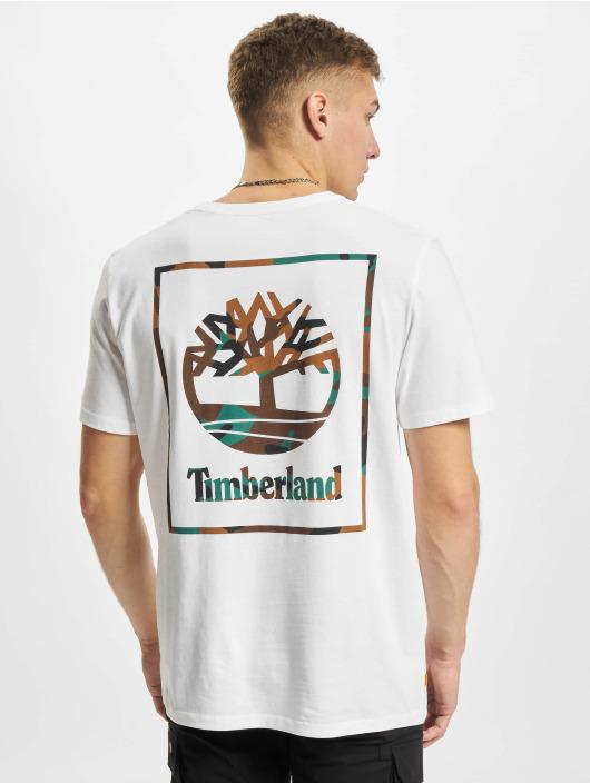 Timberland T-Shirt YC white