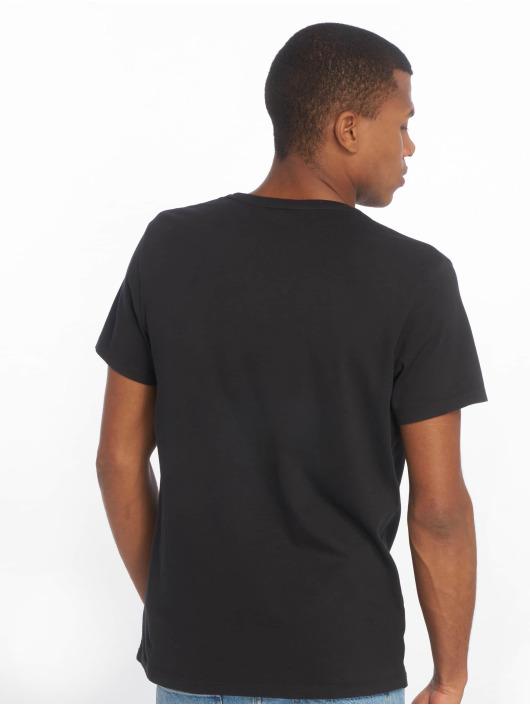 Timberland t-shirt Kennebec River Season zwart
