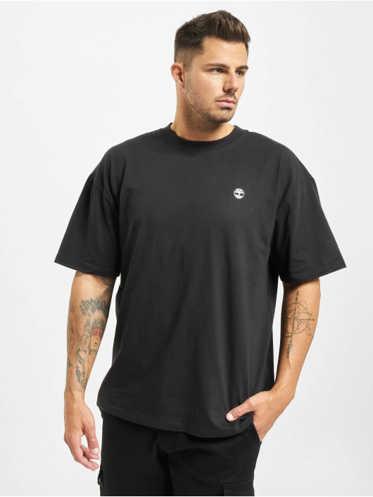 Timberland t-shirt Ycc Ss Back Tree zwart