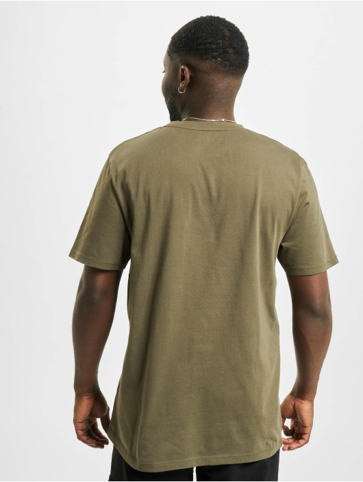 Timberland T-shirts Ft Tree oliven