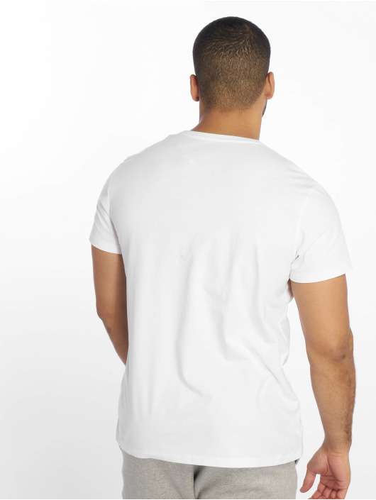 Timberland T-Shirty Brand bialy