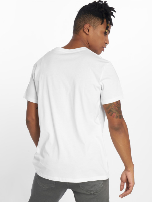 Timberland T-Shirty Ycc Elements bialy