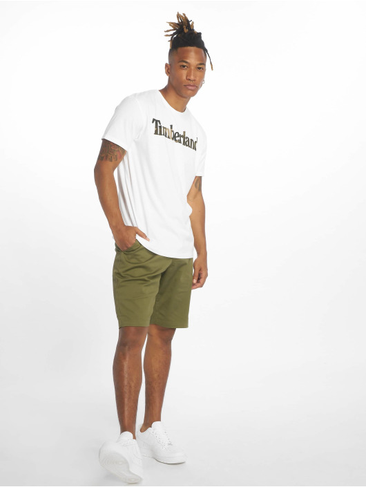 Timberland T-Shirty Kennebec River Season bialy