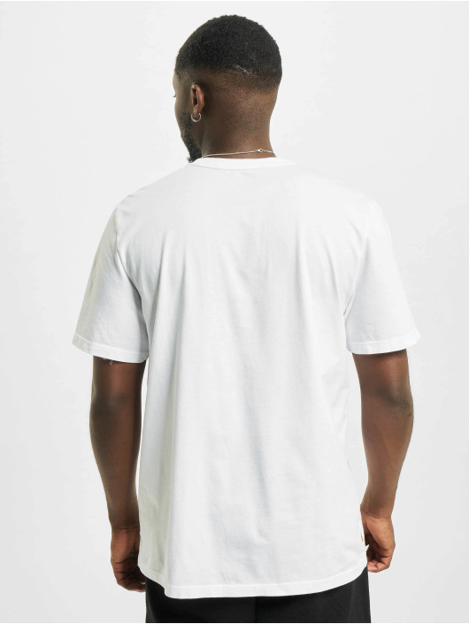 Timberland T-Shirty Ft Print Pock bialy