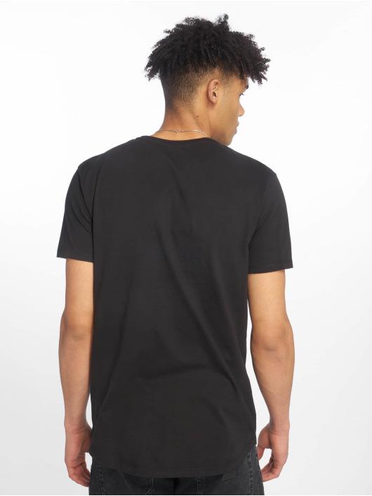 Timberland T-Shirty Large Silcone Tree czarny