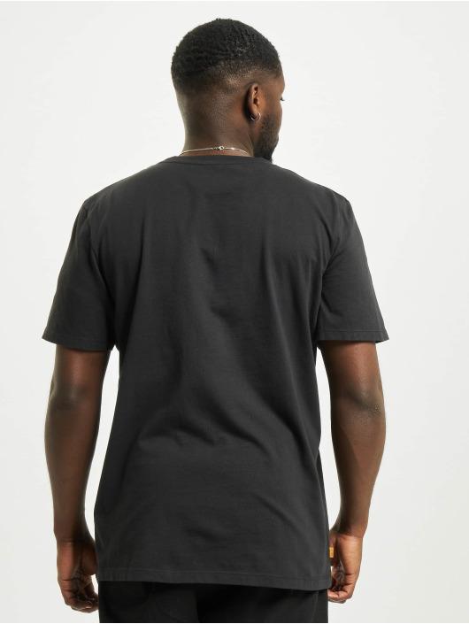 Timberland T-Shirty Ft Linear czarny