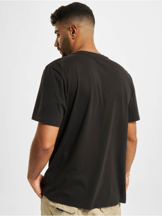 Timberland T-Shirty SS Camo Tree czarny