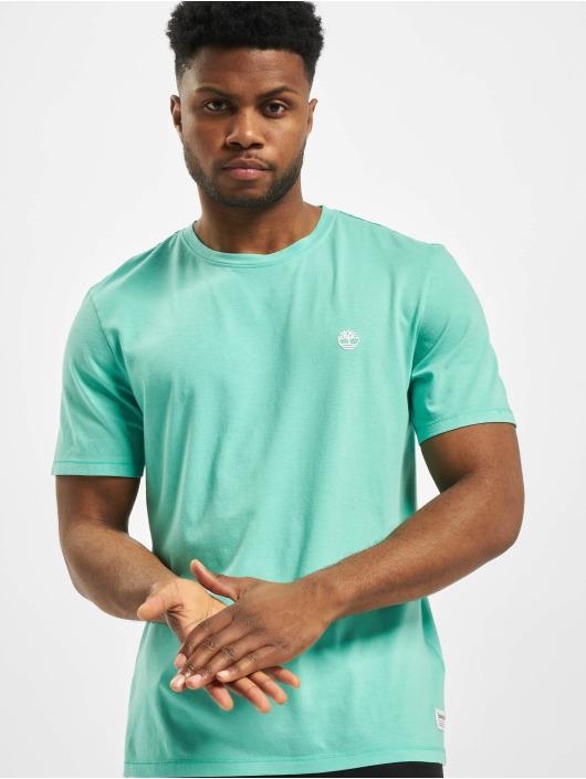 Timberland T-Shirty GD Jersey zielony