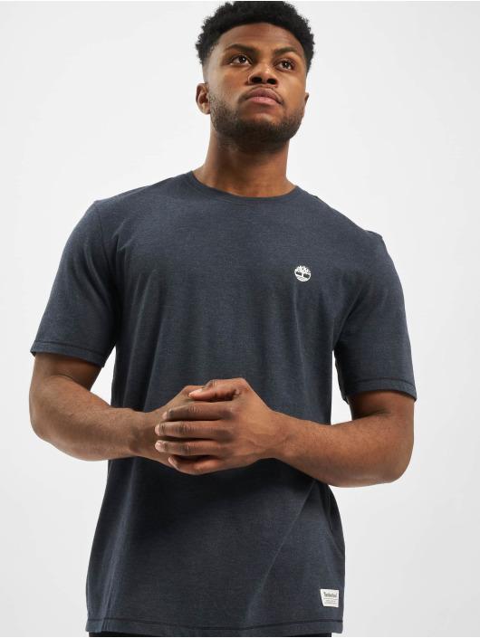 Timberland T-skjorter GD Jersey blå