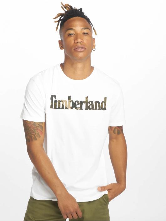 Timberland T-skjorter Kennebec River Season hvit