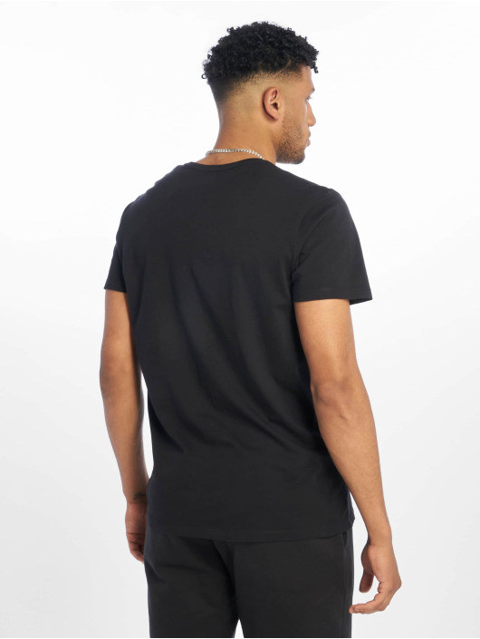 Timberland T-skjorter Brand Tree&lin Reg svart