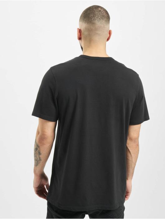 Timberland T-skjorter SS Estab 1973 Boot svart