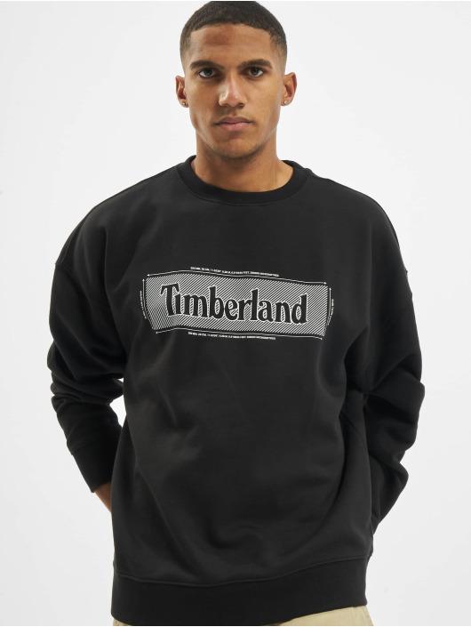 Timberland Trøjer TFO YC Crew LG sort