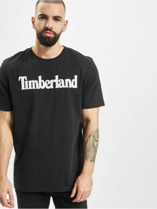 Timberland Tričká K-R Brand Regular èierna