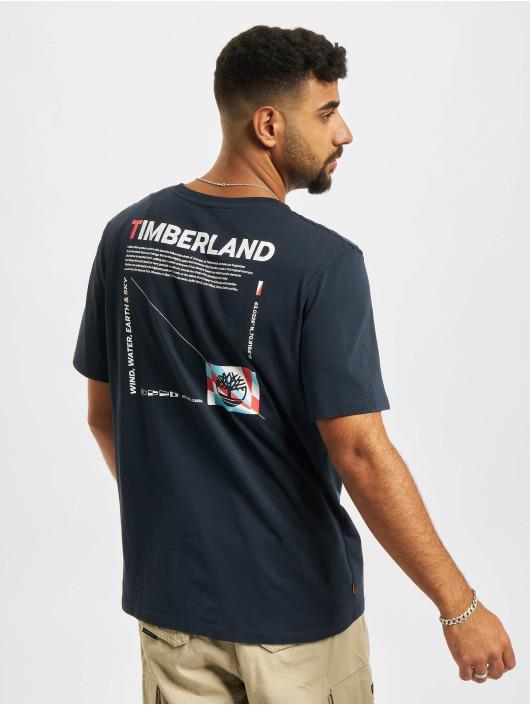 Timberland Tričká CC ST modrá