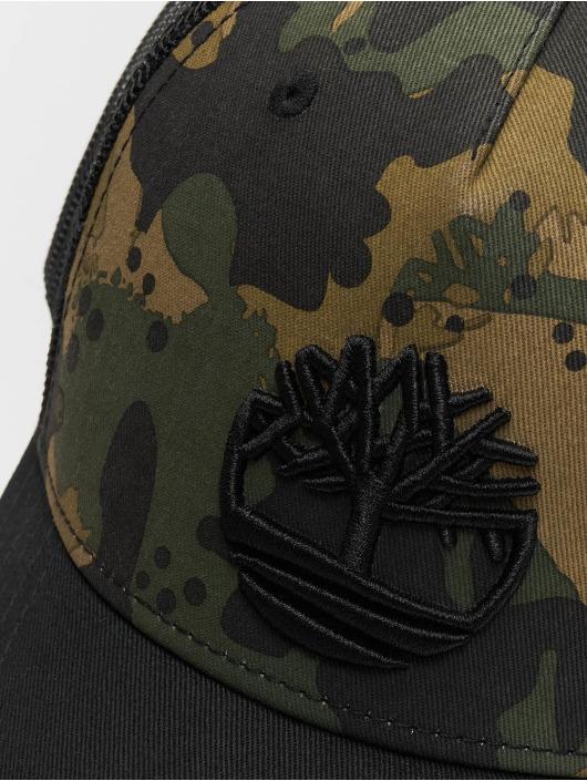 Timberland Trucker Caps T100259 Printed svart