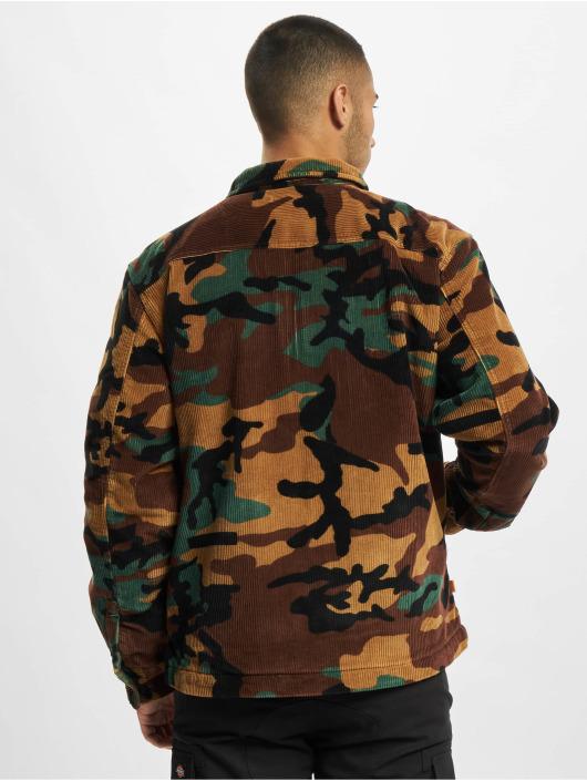 Timberland Välikausitakit YC Corduroy Chore camouflage