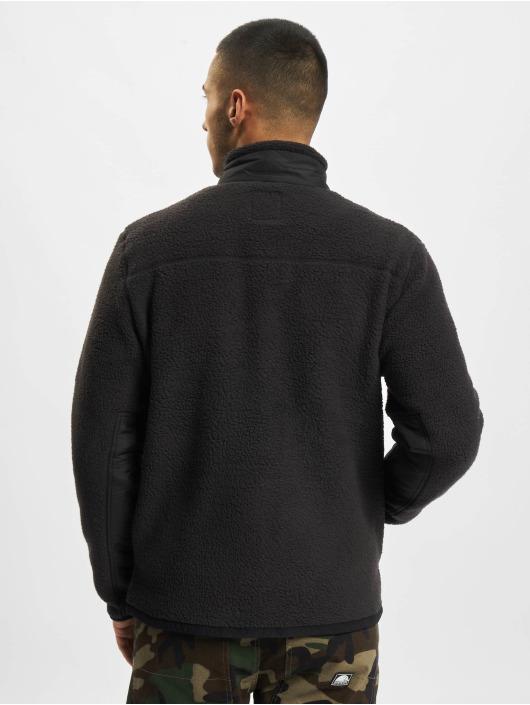 Timberland Välikausitakit MM Sherpa Fleece musta