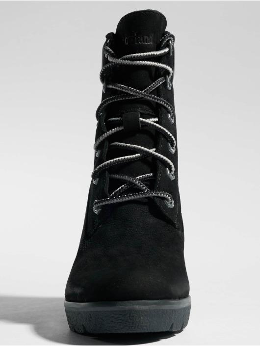 Timberland Vapaa-ajan kengät Paris Height 6In musta